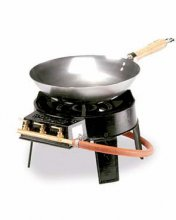 Hot Wok Original PRO 12kW komplett set